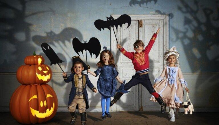 Spokainas idejas Helovīna vakara svinībām