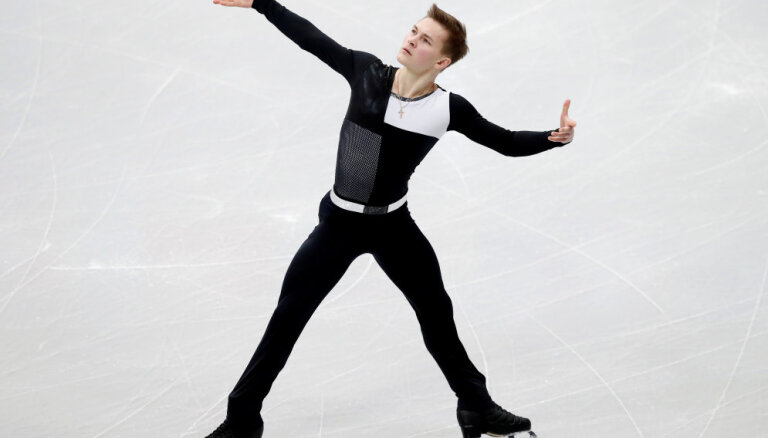 Коляда лидирует на ЧЕ после короткой программы, Васильев — только 12-й