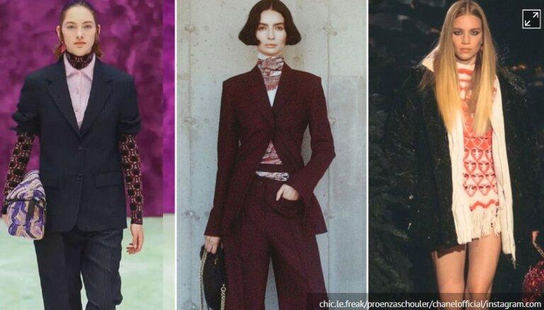 Тренды осени 2021. Что показали на Неделях моды в Нью-Йорке, Лондоне, Милане и Париже