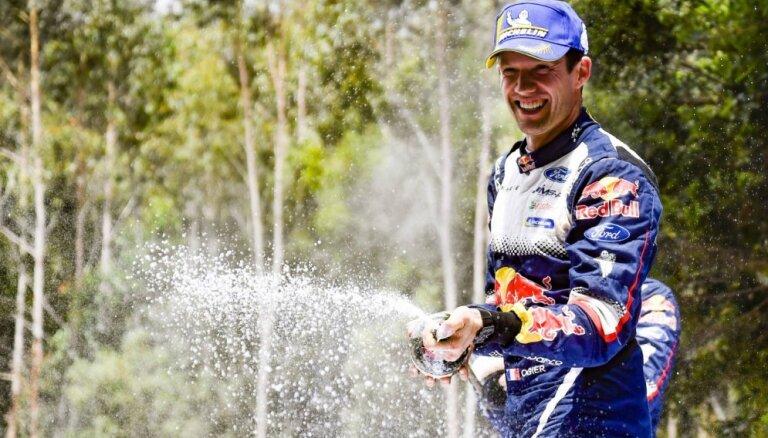 Ožjērs: Nākamsezon centīšos WRC triumfēt septīto reizi