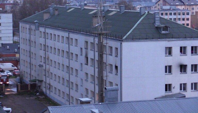Reirs: valdība palīdzēs Salaspils pašvaldībai ugunsgrēka seku novēršanā