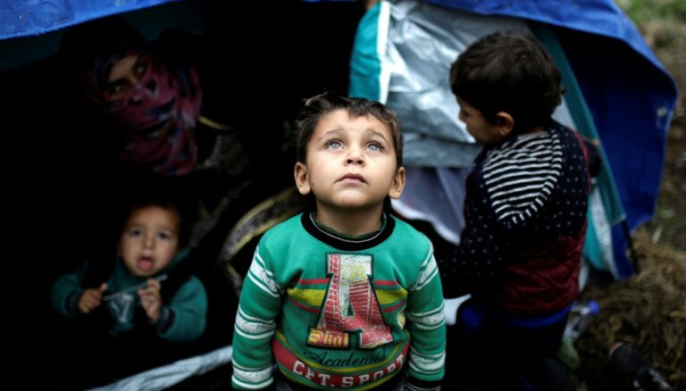 ООН просит 3,7 миллиарда евро на помощь сирийским беженцам