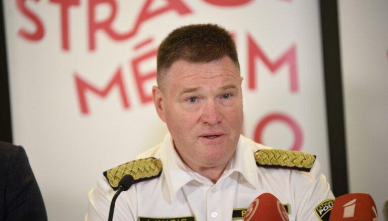 Министр внутренних дел: по делу о взяточничестве полицейских ответственность может понести глава Госполиции Кюзис