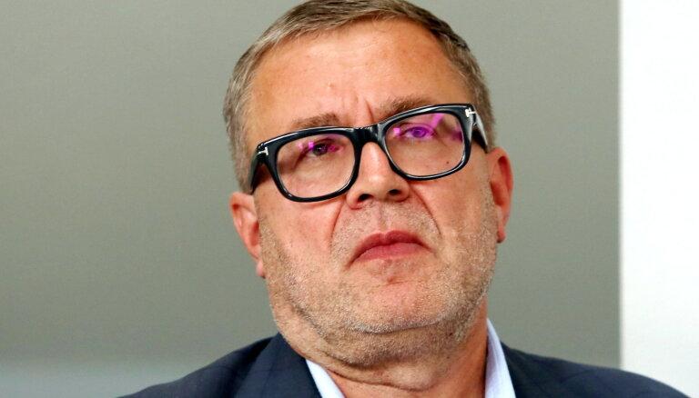 Бывший член правления LVC Стродс освобожден из изолятора, ему запрещен выезд из Латвии