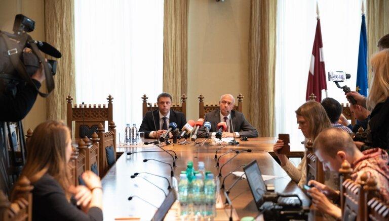 Domes vadībai neesot informācijas par KNAB darbībām saistībā ar RTAB un 'Riga.lv'