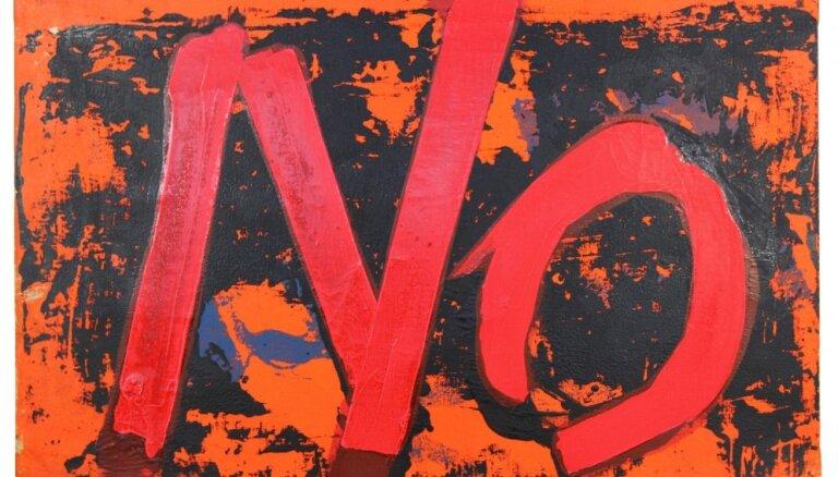 Rīgā būs kustības 'NO!art' mākslinieka un bijušā rīdzinieka Borisa Lurje izstāde