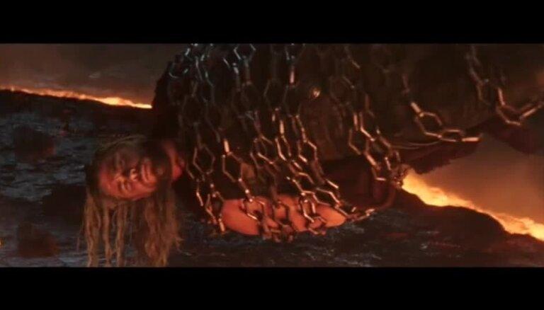 'Thor: Ragnarok' filmas treileris