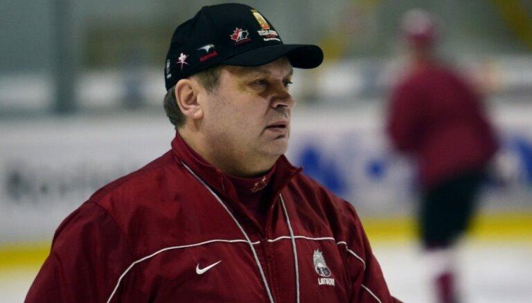 Beresņevs nosauc Latvijas izlases sastāvu spēlēm pret Dāniju
