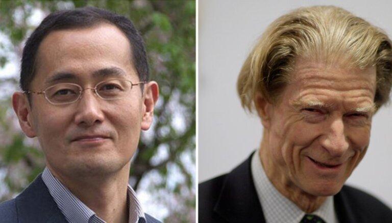 Nobela prēmija medicīnā piešķirta Japānas un Lielbritānijas zinātniekiem par cilmes šūnu pētījumiem
