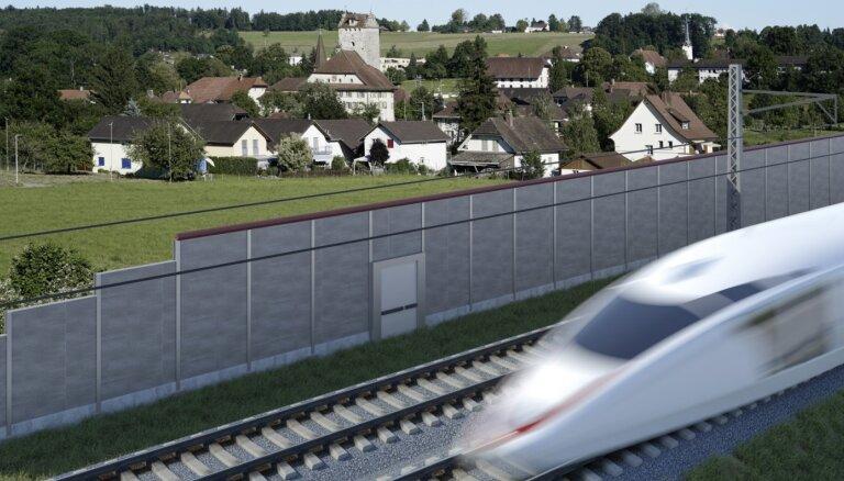 Госконтроль: Латвия рискует не успеть запустить проект Rail Baltica к 2025 году