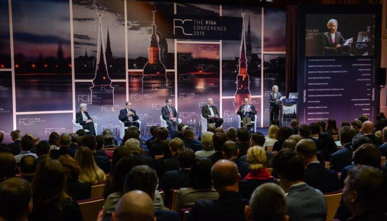 """Россия, Запад, популизм и цифровая власть. В Национальной библиотеке прошла """"Рижская конференция"""""""