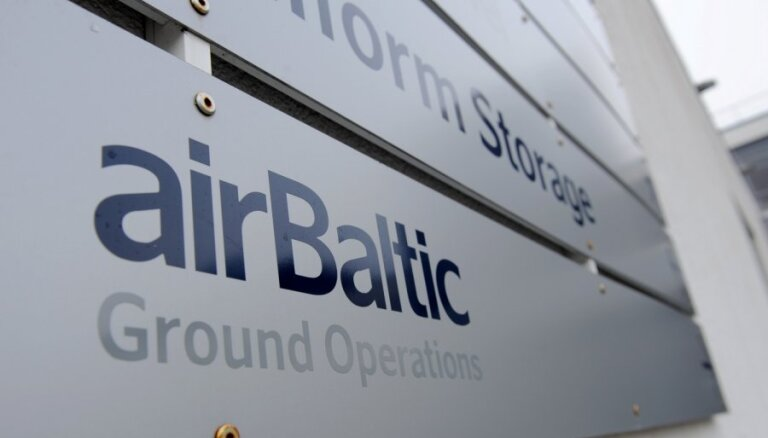 'airBaltic' akcionārs 'Aircraft Leasing 1' pērn cietis četru miljonu eiro zaudējumus