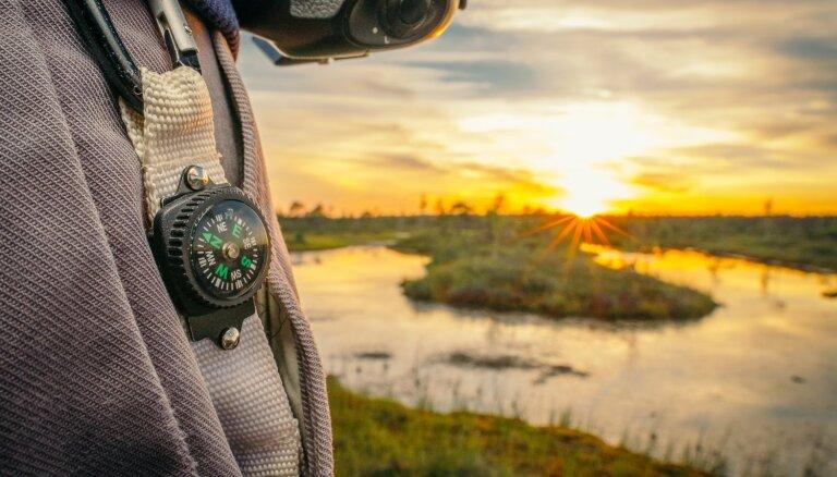 Pārgājieni, ekskursijas un citas aktivitātes: norisināsies Ceļotāju diena Ķemeru nacionālajā parkā
