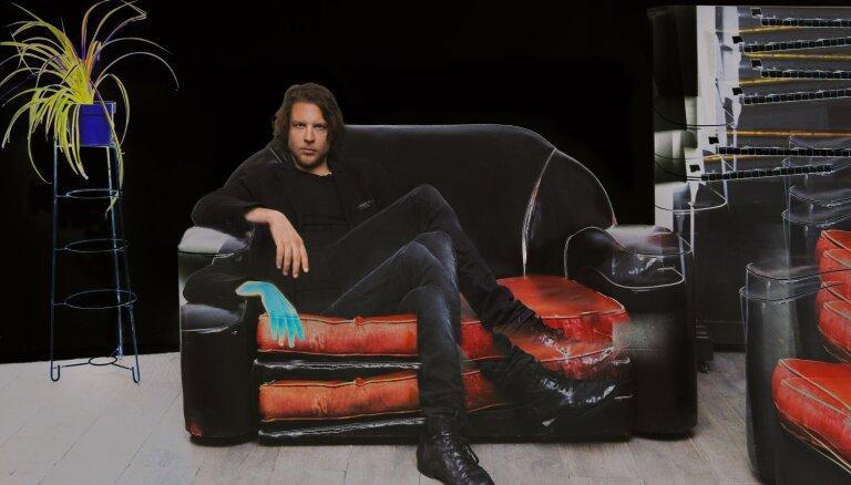Ventspils koncertzālē 'Latvija' būs 'Daniel Brandt & Eternal Something' koncerts