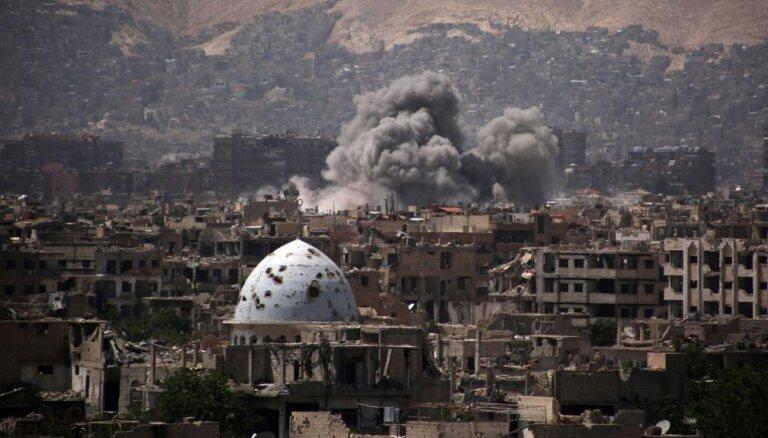 WSJ рассказала о секретных встречах России и США по Сирии