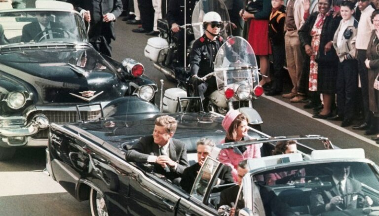 Путин не исключил версию убийства Кеннеди спецслужбами США