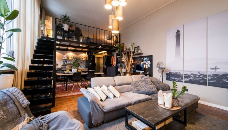 Apkaimē, bet ar centra sajūtu – 11 šarmanti dzīvokļi Rīgā