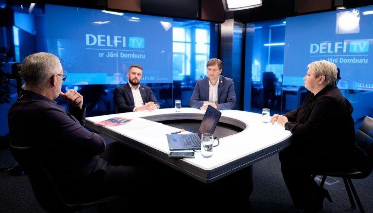 'Par ko balsot Rīgā?' atbild 'Saskaņa' sociāldemokrātiskā partija. Pilns ieraksts