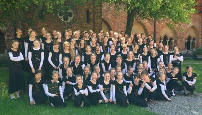 Meiteņu koris 'Tiara' piedalīsies Starptautiskajā Grācas koru festivālā