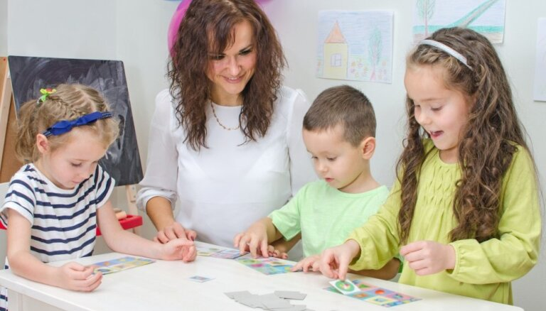 Pirmie 9 bērnudārzi Latvijā ieviesuši unikālu preventīvo programmu 'Bērniem drošs un draudzīgs bērnudārzs'