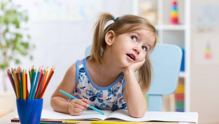 Robežu noteikšana: kā izaudzināt radošu bērnu, nevis sapņotāju
