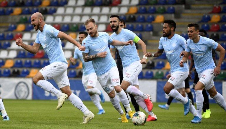 'Riga' FC Daugavpilī izcīna 12.uzvaru pēc kārtas
