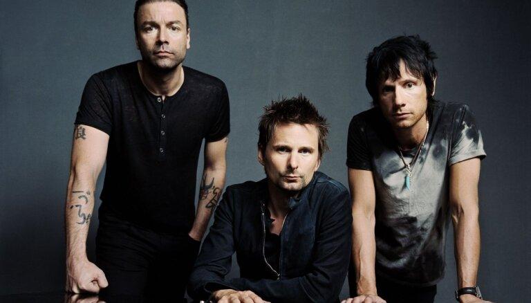 С уникальным шоу в Риге выступит Muse