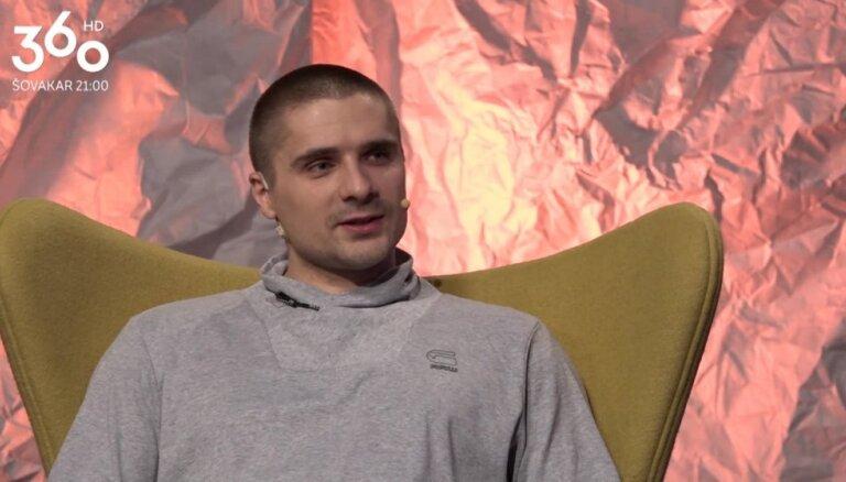 Video: Ķibermanis atklāj, ka pasaules čempionāta medaļu izcīnīja ar traumētām ribām