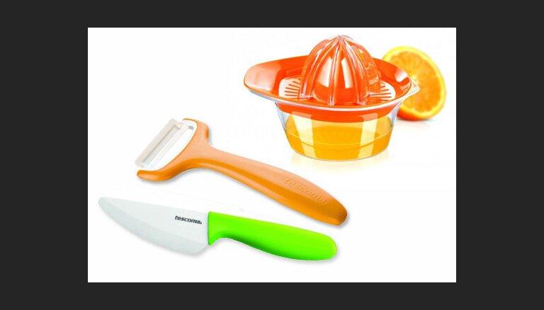 Noskaidroti 'Tescoma' virtuves piederumu konkursa uzvarētāji!