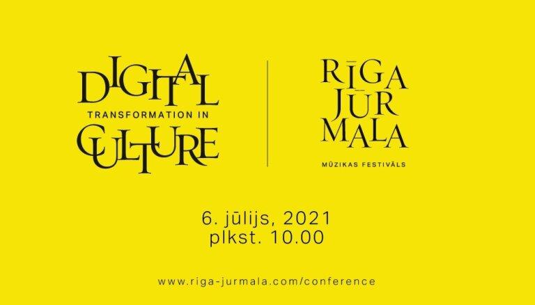 Notika digitālā transformācija kultūrā – starptautiska tiešsaistes konference