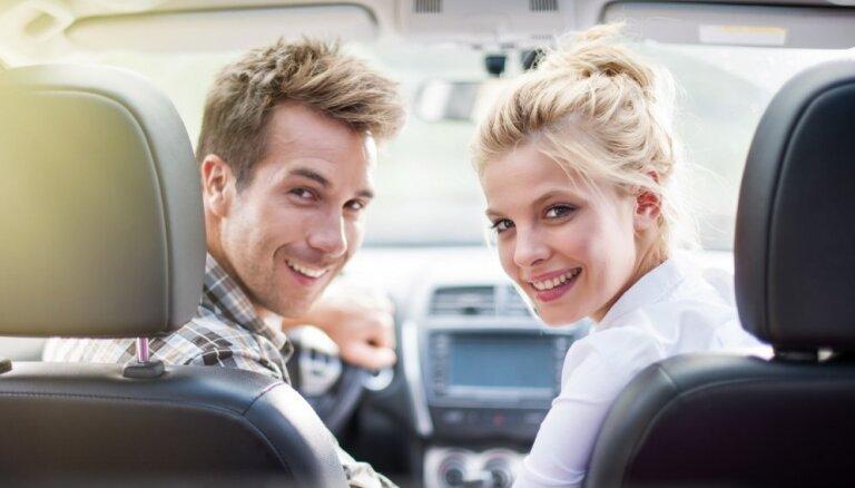 Četri autovadītāju blakussēdētāju tipi – rūpīgais, zinošais, pļāpīgais un vērotājs