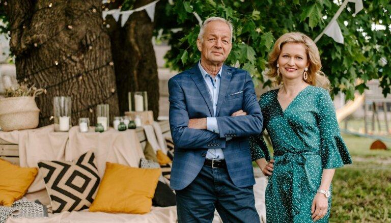 No TV ekrāniem pazudis 'Sirdsdziesmas' vadītājs Guntis Skrastiņš
