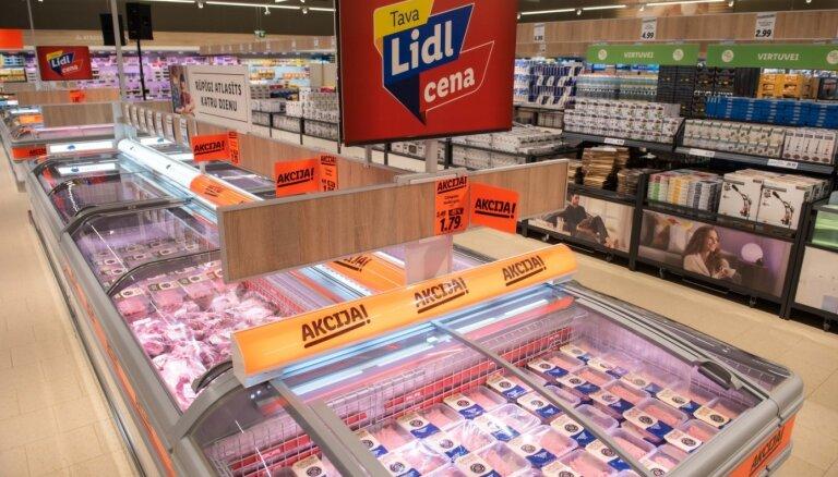 Уникальные продуктовые бренды Lidl
