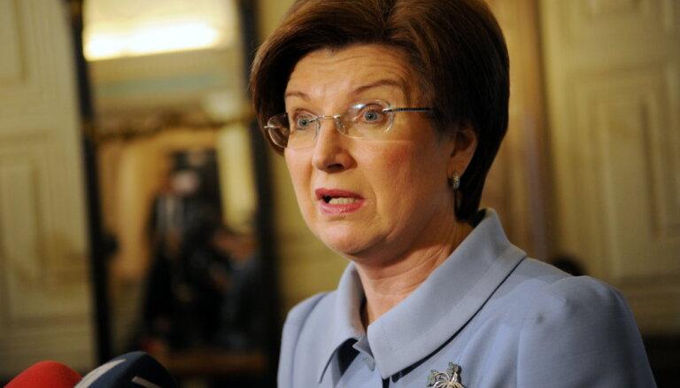 'Delna' aicina Saeimu atcelt Sudrabu no parlamentārās izmeklēšanas komisijas vadītājas amata