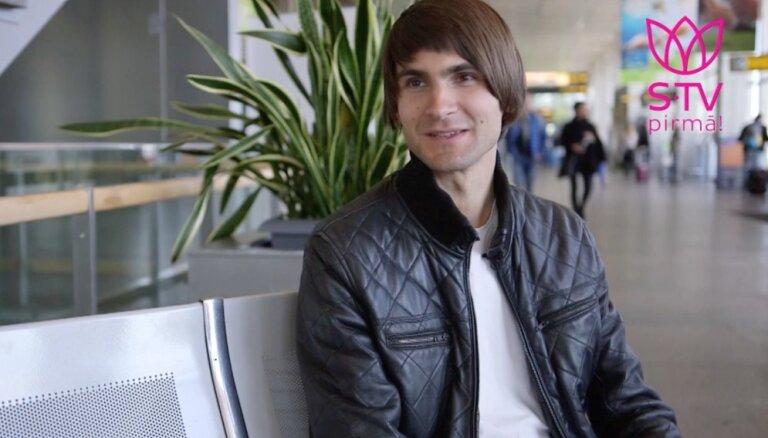 Vestards Šimkus: Esmu beidzot izaudzis tik liels, ka varu panest mammas smagās somas