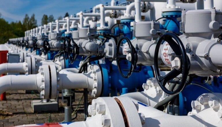 """Страны Балтии и Финляндия договорились развивать рынок """"зеленого"""" газа"""