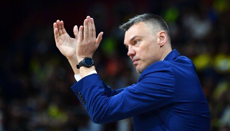 'Žalgiris' treneris Jasikēvičs tiksies ar vēl vienas NBA komandas vadību