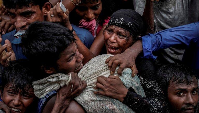 Mjanmas armija joprojām slepkavo rohindžus