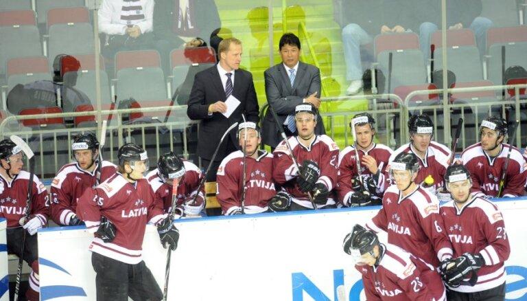 Состав сборной Латвии на ЧМ-2012 определен