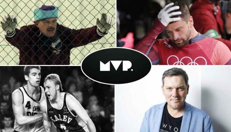 'MVP': bobsleja un skeletona drāma, jauna sporta filma un Puče par politiku sportā