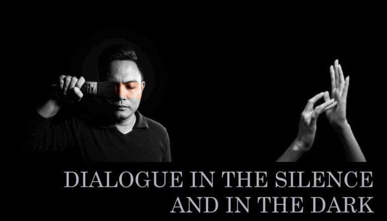 """Проект """"Диалог в тишине и темноте"""" приглашает на кастинг людей с нарушениями слуха и зрения"""