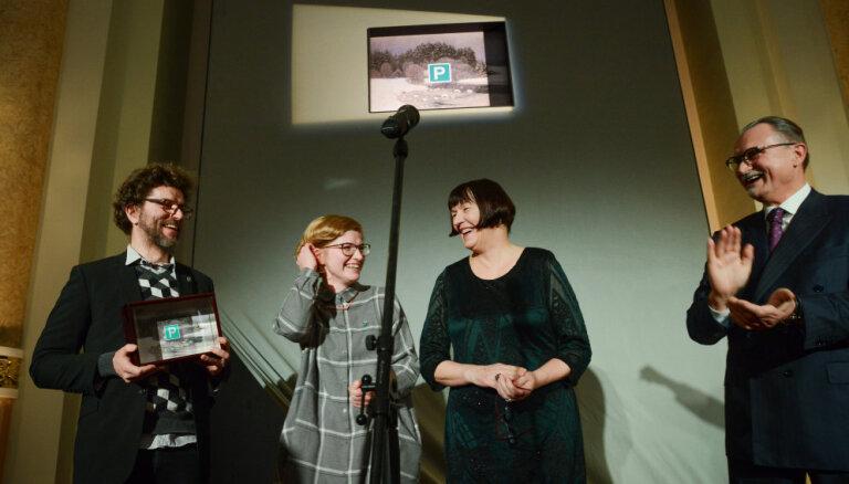 'Purvīša balvu' saņem Krišs Salmanis, Anna Salmane un Kristaps Pētersons