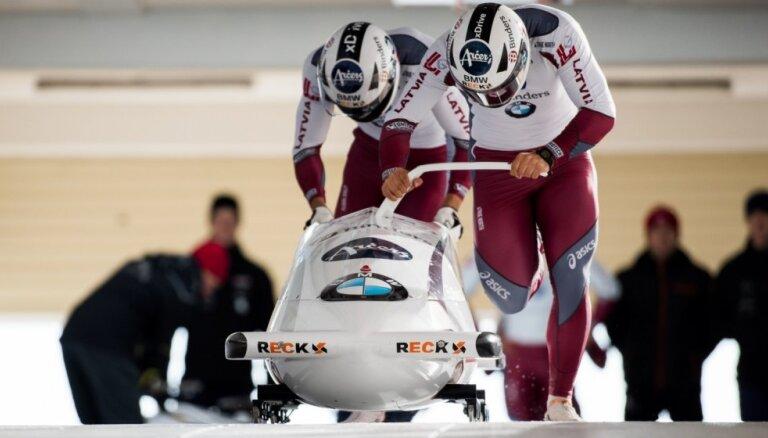 Ķibermanis un Miknis Eiropas čempionātā paliek aiz goda pjedestāla