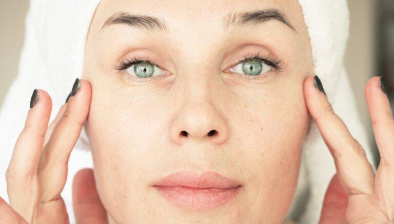 Četras vienkāršas sejas masāžas, lai slēptu nogurumu un uzlabotu izskatu