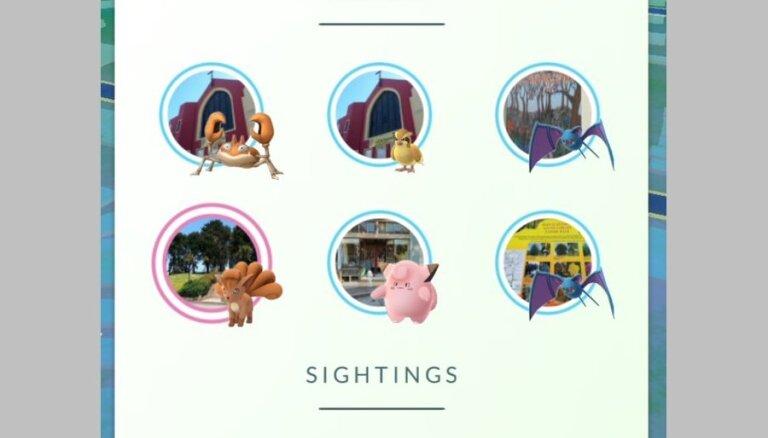 """В Pokémon Go появился абсолютно новый """"радар"""", и он прекрасен"""