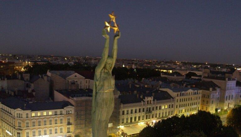 18. novembrī pie Brīvības pieminekļa būs koncertuzvedums '18.11'