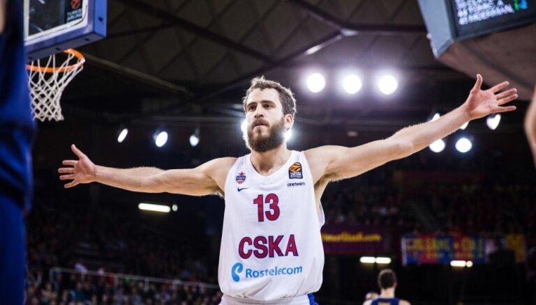 Arī Spānijas basketbola izlasei PK kvalifikācijā nepalīdzēs NBA spēlētāji