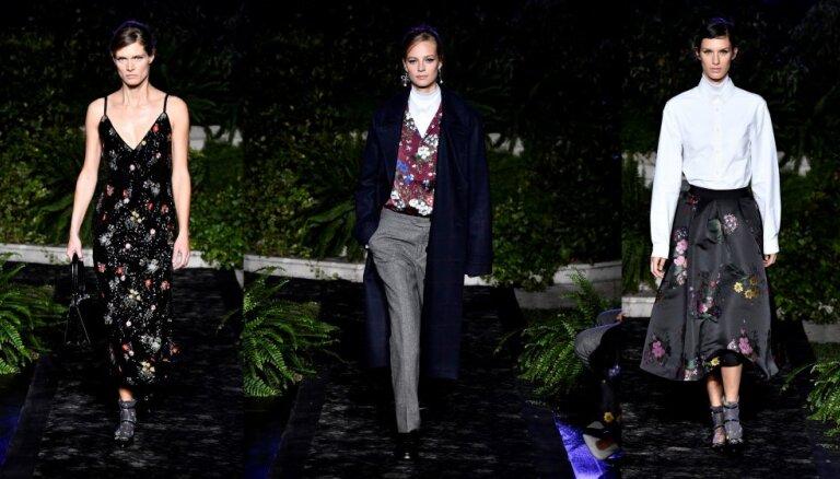 Foto: Losandželosā ekskluzīvā gaisotnē prezentēta 'H&M' jaunā kolekcija