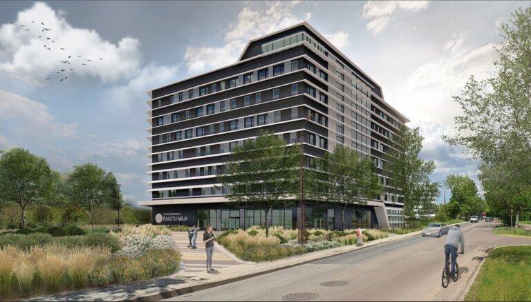 В Торнякалнсе будет построено третье здание Латвийского университета — Дом письма