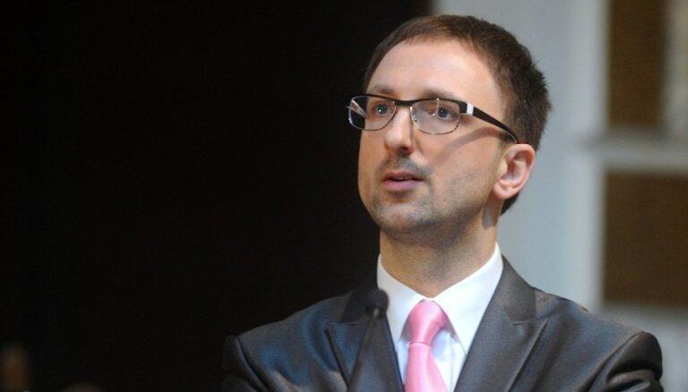 Исчезнувший депутат Чаклайс готов сложить мандат